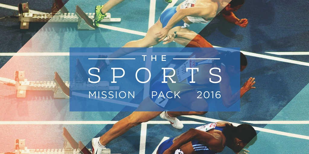 Sports Mission Pack